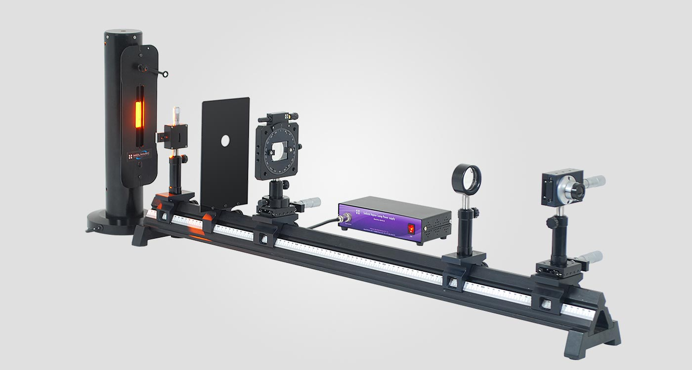Fresnel U0026 39 S Biprism Diffraction Apparatus