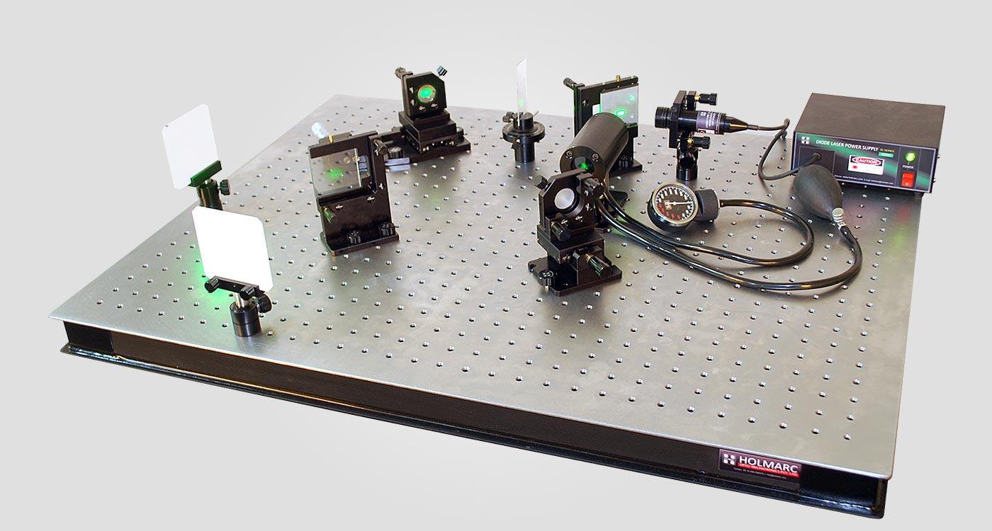 Mach Zehnder Interferometer