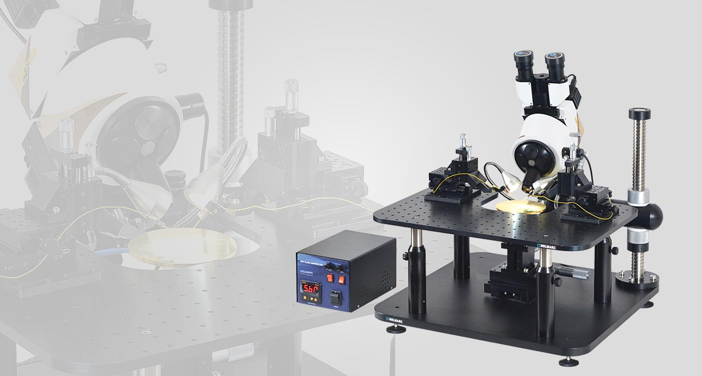 Piezoelectric Probe Station