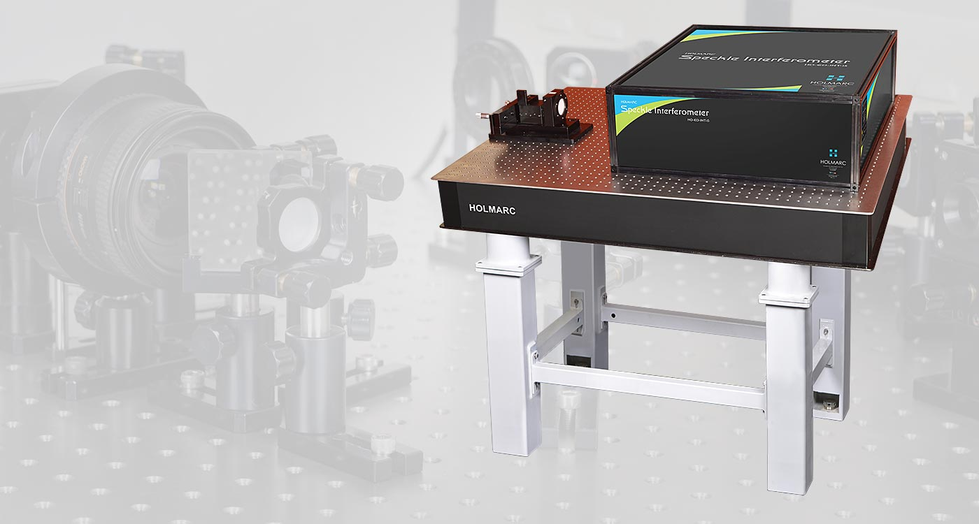 Electronic Speckle Pattern Interferometer (ESPI)