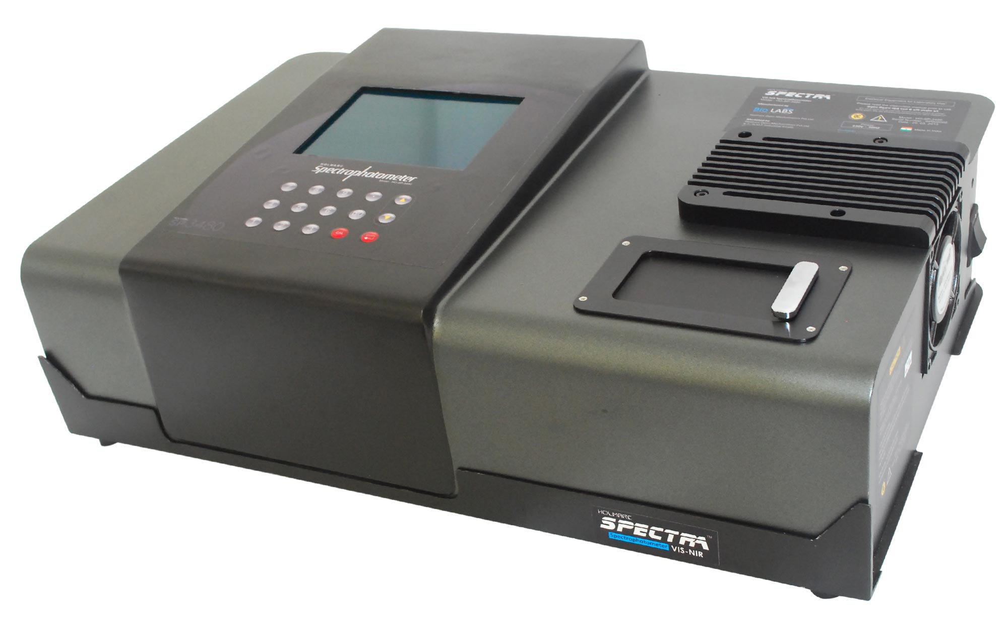 uv spectrophotometer Uv visible spectrophotometers series set new standards the series specord ® covers the range from high-performance real double-beam instruments with cooled double detection (cdd) to high power diode-array systems for simultaneous high speed measurement and spectrophotometer using split-beam-technology (sbt.
